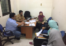 Pelaksanaan Audit Internal persiapan ISO 17025:2017